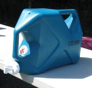 CSBWR Water Canteen